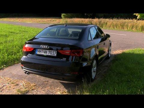 2016 Audi A3 Sedan 2.0 TDI Quattro (184 HP) TEST DRIVE