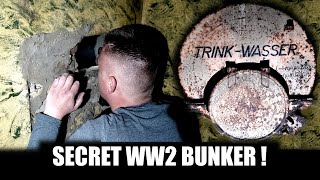 The Germans have forgotten something in this bunker!