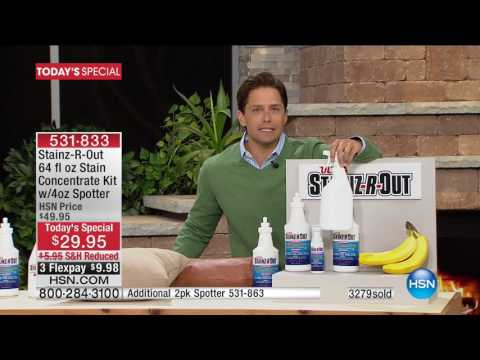 HSN | Home Solutions featuring Stainz R Out 03.22.2017 - 01 AM