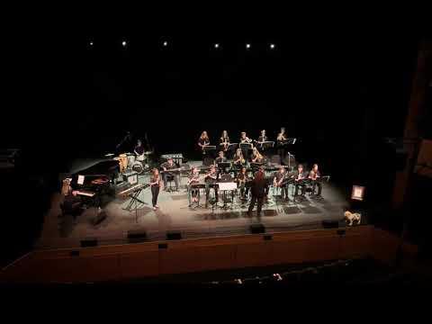 St George School Jazz Ensembleunder the director of Jan Dupre