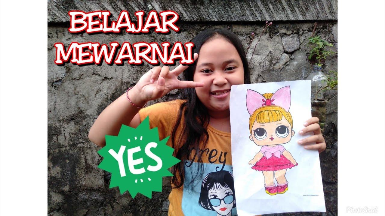 BELAJAR MEWARNAI #5 - YouTube