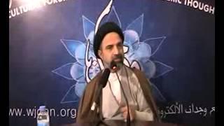 أحمد القبانجي اسباب ادعاء النبوة وفق نظرية الحاجة والانسجام