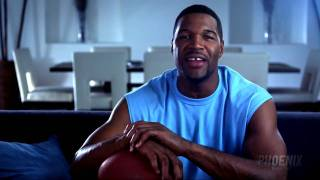 "Vaseline Men ""Living Room""  - Commercial feat. Michael Strahan"