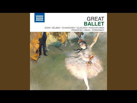 Raymonda, Op. 57: Act II: Grand pas espagnol