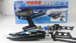 DOUBLE HORSE 7014 14.2km/h High Speed RC Boat 2.4GHz RTF