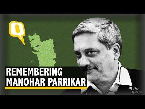 Man of Josh: Four-Time Goa CM Manohar Parrikar Passes Away Mp3