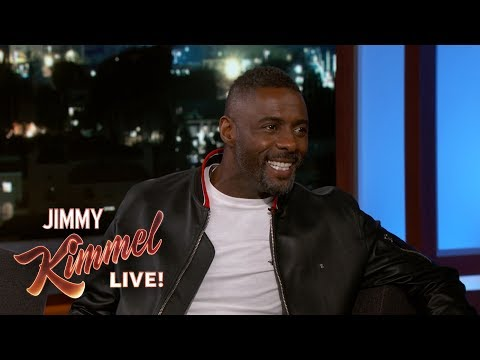 Idris Elba Has Women All Sexed Up