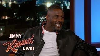 Idris Elba Has Women All Sexed Up