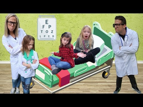 Toy Doctors Jason & Lucy Have FULL Waiting Rooms