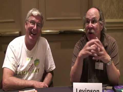 Readercon 2011 Part1 Rick Wilber Paul Levinson talk to Joe Viglione on Visual Radio