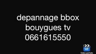 Depannage bbox 0661615550 bouygues tv paris
