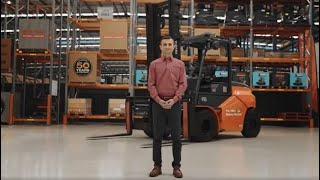 Toyota Material Handling Australia Careers- MADE FOR MORE