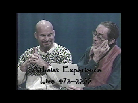 """""""Lost"""" Atheist Experience #64 With Ray Blevins, David Kent, And Audry"""