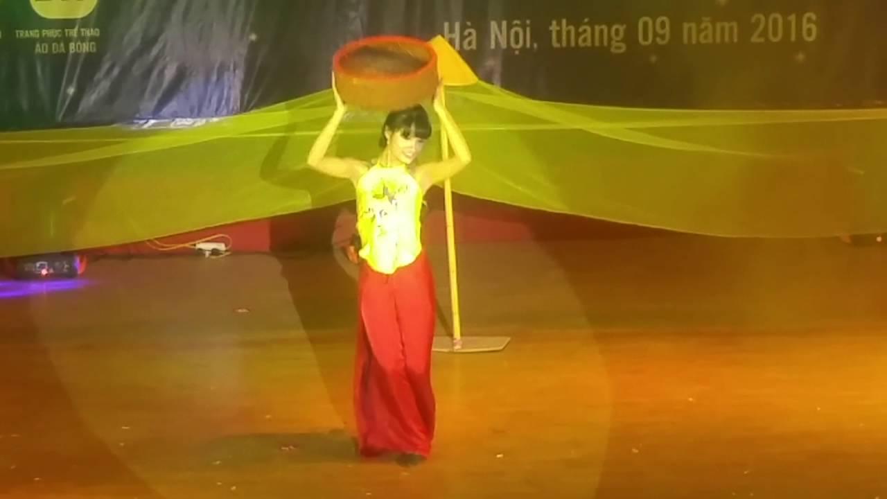 Quỳnh Anh - Múa (sr quên mất tên bài) - CK SV tài năng thanh lịch ptit 2016