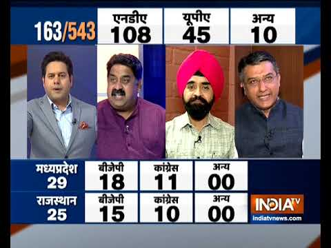 LS Polls 2019: Here's what India TV CNX Opinion Poll predicts for Delhi,  Punjab, Haryana, Jammu and