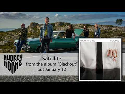 AUDREY HORNE - Satellite (Official Audio) | Napalm Records