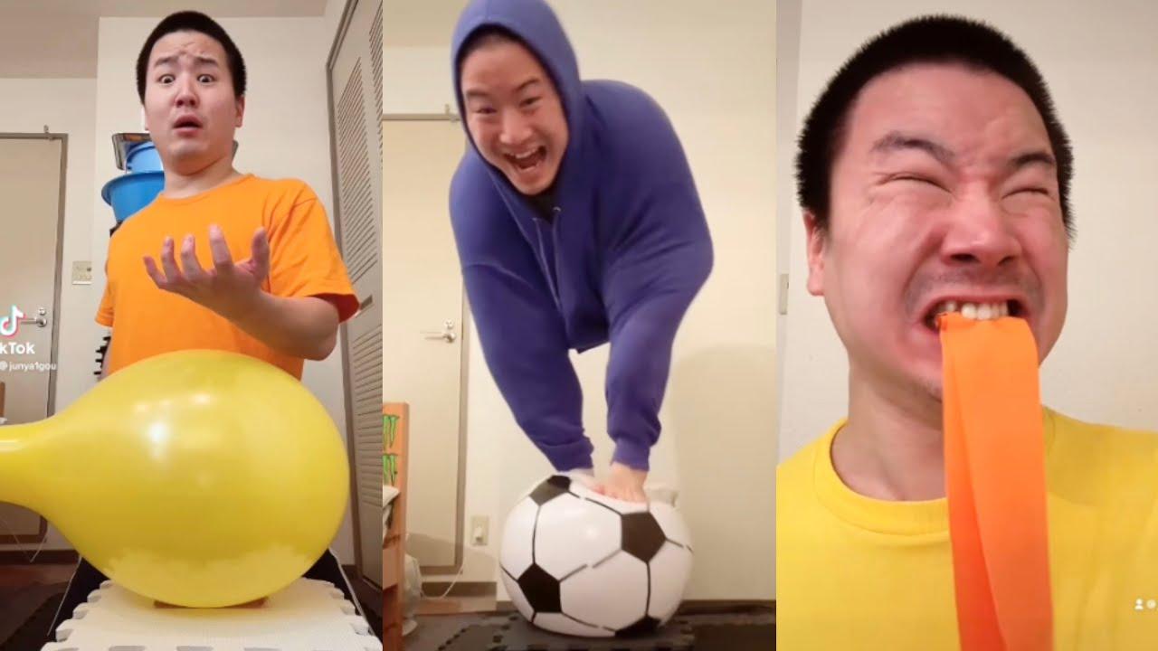 Junya1gou funny video 😂😂😂 | JUNYA Best TikTok July 2021 Part 151
