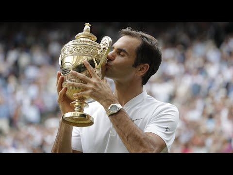 Wimbledon 2017: Roger Federer wins record eighth title