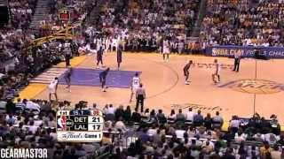 2004 NBA Finals - Detroit vs Los Angeles - Game 1 Best Plays