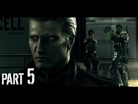 [5] QTE - Now Playing - Resident Evil 5