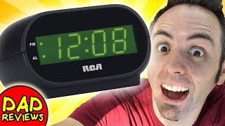 RCA Alarm Clock for Kids | Alarm Clock Review (First Look) & Unboxing