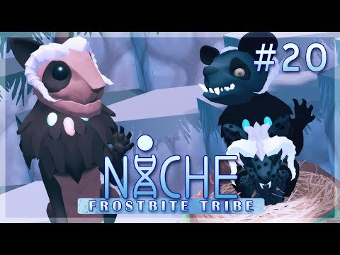 A Frosty New Warrior! | Niche Let's Play • Frostbite Tribe - Episode 20