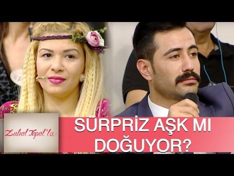 Zuhal Topal'la 95. Bölüm (HD) | Dilek ve İbrahim'in Tatlı Atışması, Aşka Doğru Mu Gidiyor?