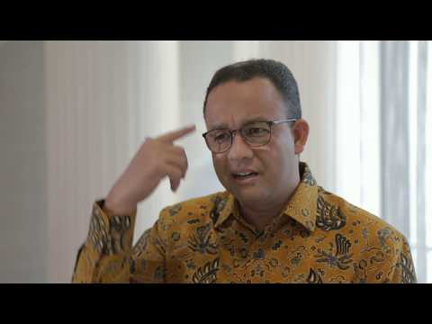 Interview with Dr. Anies Baswedan