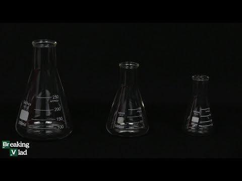 El Matraz Erlenmeyer | 2 | Material De Laboratorio