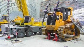 MEGA MACHINES l RC WORK ON THE BIG CONSTRUCTION!