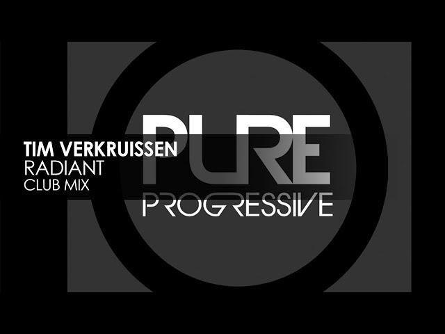 Tim Verkruissen - Radiant