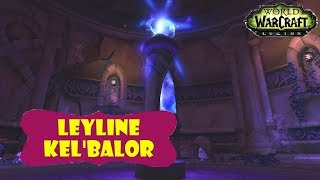 """Where to find Leyline Kel'balor - A WoW quick guide"