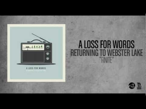 A Loss For Words - Finite (Acoustic - Ft. Taylor Jardine from We Are The In Crowd)