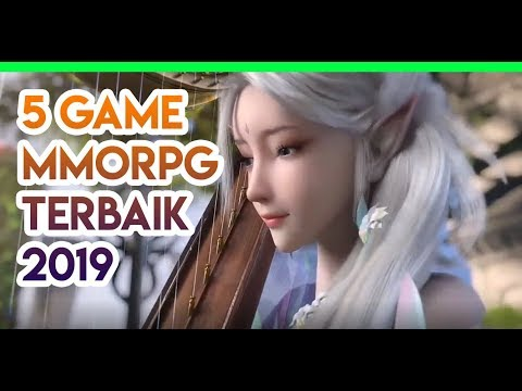 5 Game  ANDROID MMORPG OPEN WORLD TERBAIK 2019 (Online) | EFEK SKRIPSI