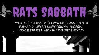 Rats Sabbath: Andrew Scotchie & the River Rats do