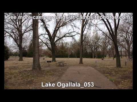 Lake Ogallala State Recreation Area, Nebraska