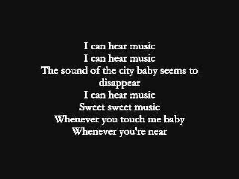 The Beach Boys- I Can Hear Music