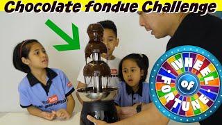 Baixar CHOCOLATE FONDUE CHALLENGE!!! | TheRempongsHD