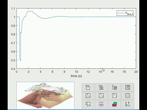 Plotting with PSAT Toolbox in MATLAB