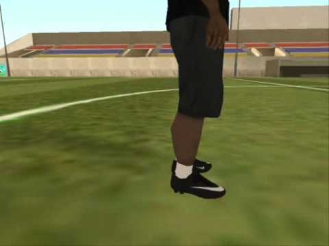 huge selection of 55096 d18e7 Football in GTA SA   Nike Mercurial Vapor Superfly II pack + download -  YouTube