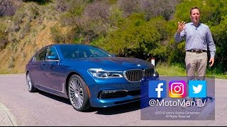 2017 BMW Alpina B7 TECH REVIEW – The M Dvision G12 7 Series? (1 of 2)