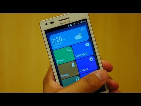 Huawei Ascend G6 First Look and Hands On [MWC 2014]