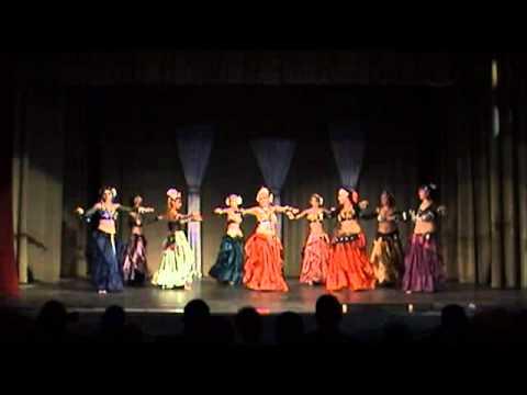 Nexus Tribal - VI. Oriental dance festival in Debrecen
