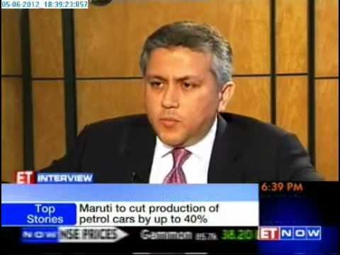 Citi India CEO Pramit Jhaveri on the ET Interview.wmv