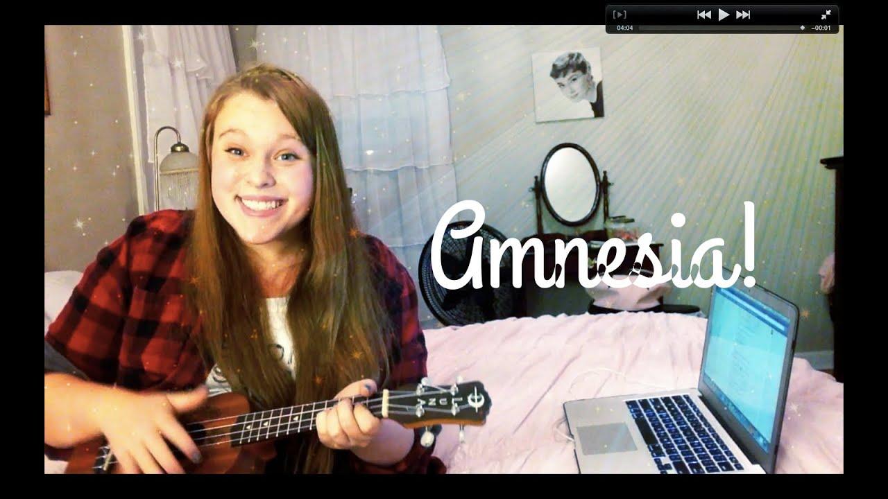 5 Seconds Of Summer Amnesia Chords Ukulele | Yoktravels com
