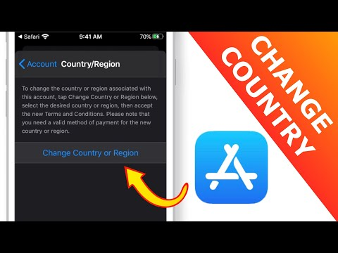 How To Change Country On App Store! [2020]