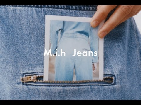 M.i.h Jeans Cult Denim Project | The Campaign