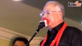 JOKOWI Balas Sindir Malaysia Najib RAZAK