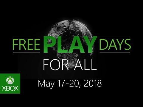 Мультиплеер на Xbox One доступен бесплатно с 17 по 20 мая