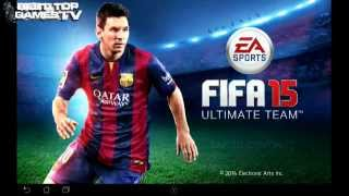 Fifa 2015 Ultimate Team - Official iOS / Android GamePlay Trailer